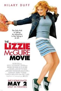 Lizzie McGuire - Um Sonho Popstar - Poster / Capa / Cartaz - Oficial 1