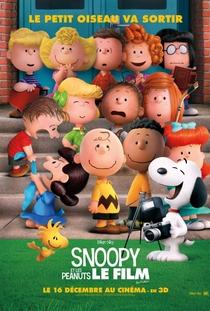 Snoopy & Charlie Brown - Peanuts: O Filme - Poster / Capa / Cartaz - Oficial 6