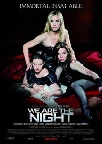 As Donas da Noite - Poster / Capa / Cartaz - Oficial 1