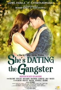 She's Dating the Gangster - Poster / Capa / Cartaz - Oficial 1