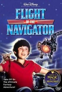 O Vôo do Navegador - Poster / Capa / Cartaz - Oficial 1