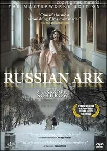 Arca Russa - Poster / Capa / Cartaz - Oficial 1