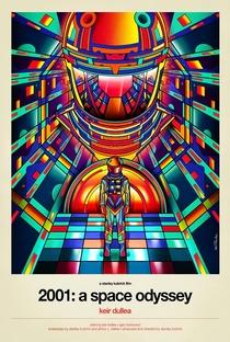 2001: Uma Odisseia no Espaço - Poster / Capa / Cartaz - Oficial 41