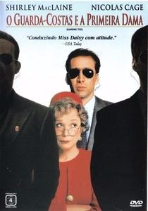 O Guarda-Costas e a Primeira Dama - Poster / Capa / Cartaz - Oficial 4