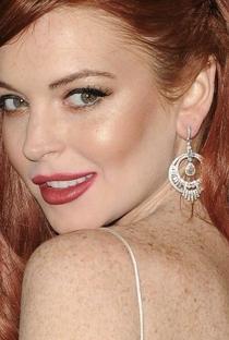 Lindsay Lohan - Poster / Capa / Cartaz - Oficial 8