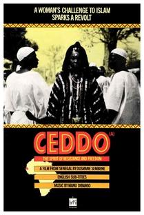 Ceddo - Poster / Capa / Cartaz - Oficial 1