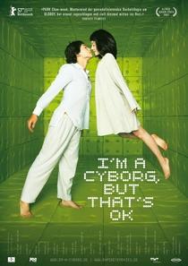 Eu Sou um Cyborg, e Daí? - Poster / Capa / Cartaz - Oficial 2