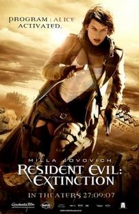 Resident Evil 3: A Extinção - Poster / Capa / Cartaz - Oficial 4