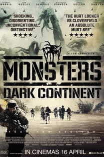 Monsters: Dark Continent - Poster / Capa / Cartaz - Oficial 1