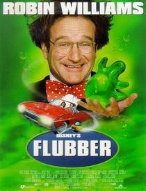 Flubber - Uma Invenção Desmiolada - Poster / Capa / Cartaz - Oficial 3