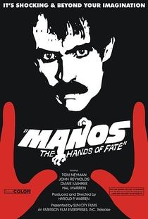 Manos - As Mãos do Destino - Poster / Capa / Cartaz - Oficial 3