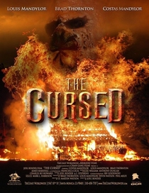 The Cursed  - Poster / Capa / Cartaz - Oficial 2