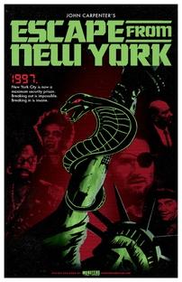 Fuga de Nova York - Poster / Capa / Cartaz - Oficial 14