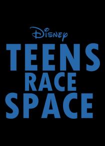 Teen Space Race - Poster / Capa / Cartaz - Oficial 1