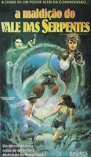 A Maldição do Vale das Serpentes - Poster / Capa / Cartaz - Oficial 1