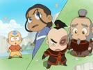 Avatar: A Lenda De Aang - Batalha de Dobras (Avatar The Last Airbender - Bending Battle)