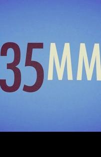 35mm - Poster / Capa / Cartaz - Oficial 1