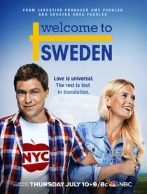 Welcome to Sweden (2ª temporada) - Poster / Capa / Cartaz - Oficial 1