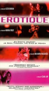 Erotique - Poster / Capa / Cartaz - Oficial 1