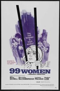 99 Mulheres - Poster / Capa / Cartaz - Oficial 1