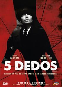 Cinco Dedos - Poster / Capa / Cartaz - Oficial 4