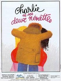 Charlie et Ses Deux Nénettes - Poster / Capa / Cartaz - Oficial 1