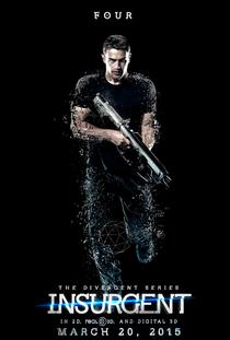 A Série Divergente: Insurgente - Poster / Capa / Cartaz - Oficial 11