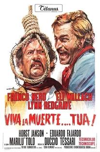 Viva A Morte... Tua! - Poster / Capa / Cartaz - Oficial 2