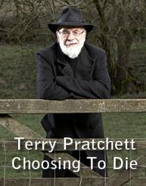 Terry Pratchett: Escolhendo para Morrer - Poster / Capa / Cartaz - Oficial 2