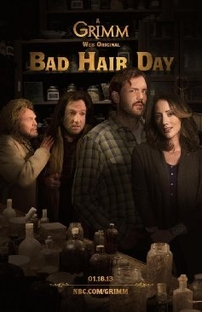 Grimm: Bad Hair Day - Poster / Capa / Cartaz - Oficial 1