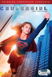 Supergirl (1ª Temporada) - Poster / Capa / Cartaz - Oficial 6