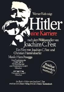Hitler - Uma Carreira - Poster / Capa / Cartaz - Oficial 1