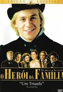 O Herói da Família - Poster / Capa / Cartaz - Oficial 3