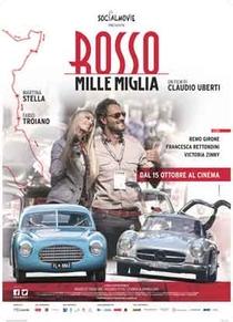 Rosso Mille Miglia - Poster / Capa / Cartaz - Oficial 1