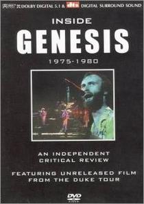 Genesis - Inside Genesis 1975-1980 - Poster / Capa / Cartaz - Oficial 1