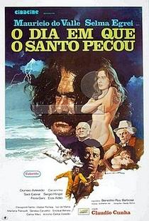 O Dia em que o Santo Pecou - Poster / Capa / Cartaz - Oficial 1