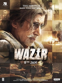 Wazir - Poster / Capa / Cartaz - Oficial 5