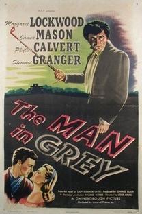 O Homem de Cinzento - Poster / Capa / Cartaz - Oficial 3