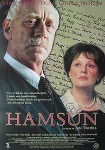 Hamsun - Poster / Capa / Cartaz - Oficial 1