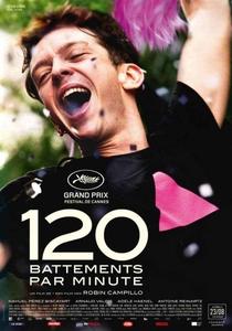 120 Batimentos por Minuto - Poster / Capa / Cartaz - Oficial 2