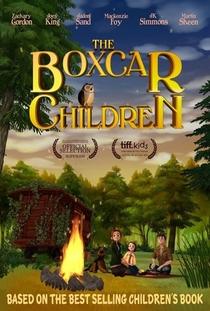 The Boxcar Children - Poster / Capa / Cartaz - Oficial 2