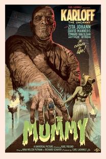 A Múmia - Poster / Capa / Cartaz - Oficial 1