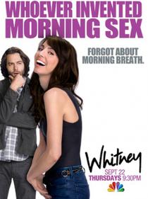 Whitney (1ª Temporada) - Poster / Capa / Cartaz - Oficial 1