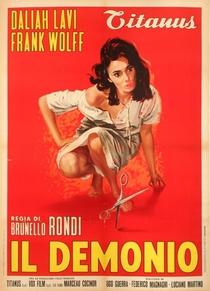 O Demônio - Poster / Capa / Cartaz - Oficial 4