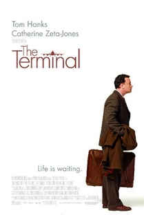 O Terminal - Poster / Capa / Cartaz - Oficial 1