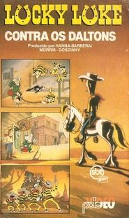 Lucky Luke - Contra os Daltons - Poster / Capa / Cartaz - Oficial 1