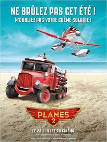 Aviões 2: Heróis do Fogo ao Resgate - Poster / Capa / Cartaz - Oficial 9