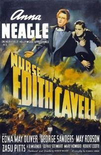 A Enfermeira Edith Cavell - Poster / Capa / Cartaz - Oficial 1