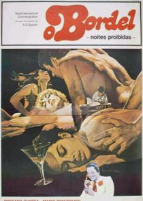 O Bordel - Noites Proibidas - Poster / Capa / Cartaz - Oficial 1