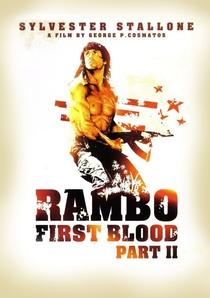 Rambo II - A Missão - Poster / Capa / Cartaz - Oficial 13